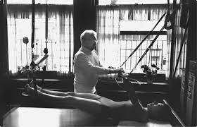 Joseph Pilates e seu ensinamento.