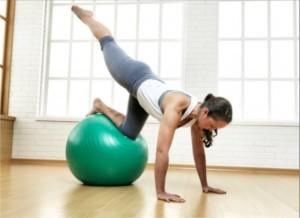 Benefícios do Pilates para a saúde.