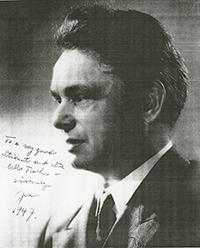 Joseph Pilates, o inventor da técnica que leva o seu nome.